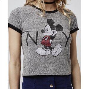 Topshop Womens Disney Tee